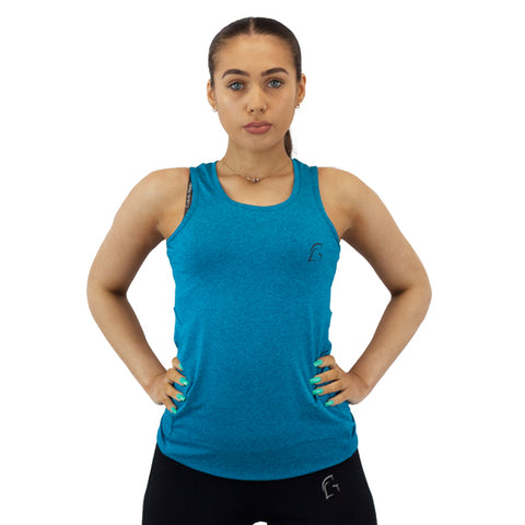 Drive Compression Vest Blue