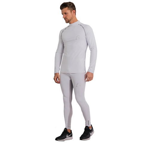 Drive Compression Tights White