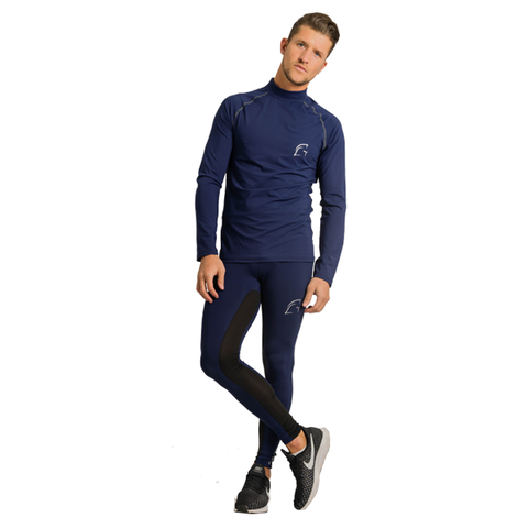 Drive Compression Tights Blue