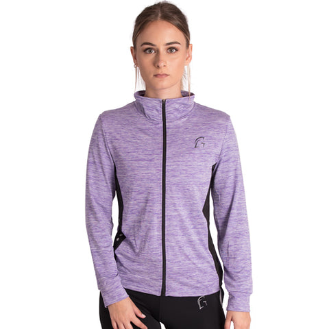 Drive Track Top Purple/Black