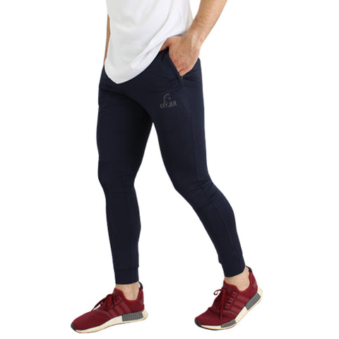Basic Activewear Trousers Navy