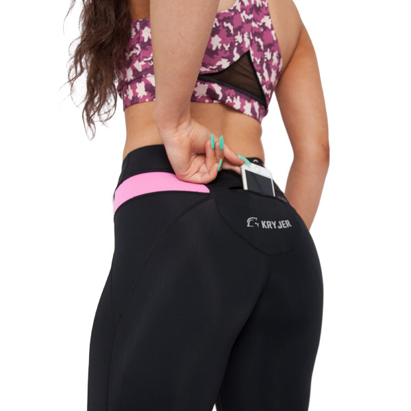 Runner's Drive Leggings Black