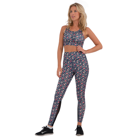 Leggings Fusion Floral