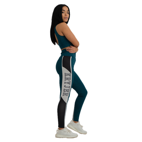 Metro Leggings Green