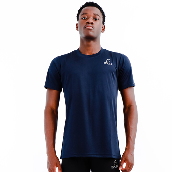 Basic Training T-Shirt Navy