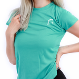 Basic Training Top Green