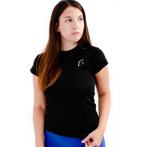 Basic Training Top Black