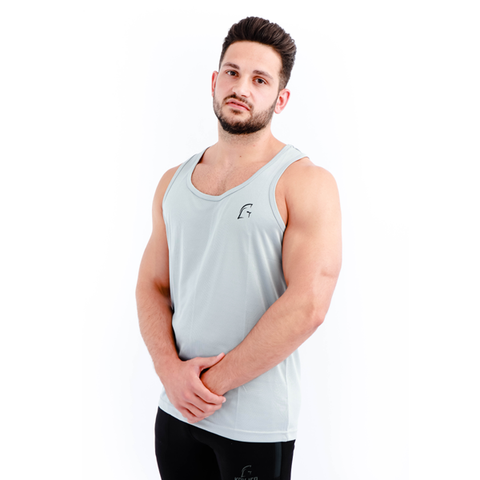 Basic Tank Top Grey