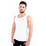 Basic Tank Top White