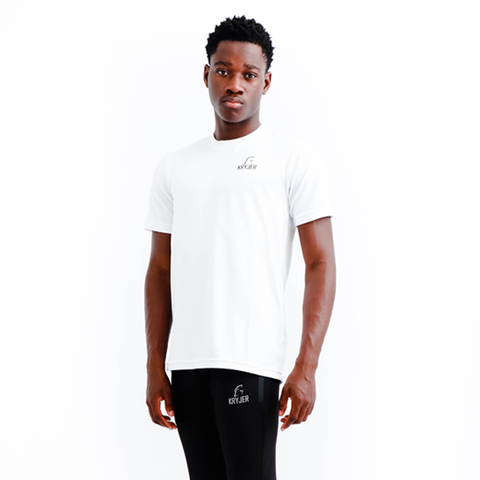 Basic Training T-Shirt White
