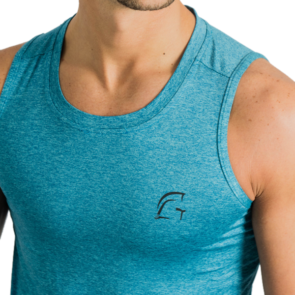 Drive Compression Tank Teal
