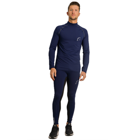 Drive Compression Top Blue