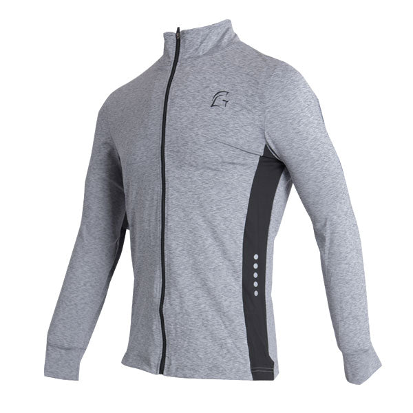 Drive Track Top Grey/Black