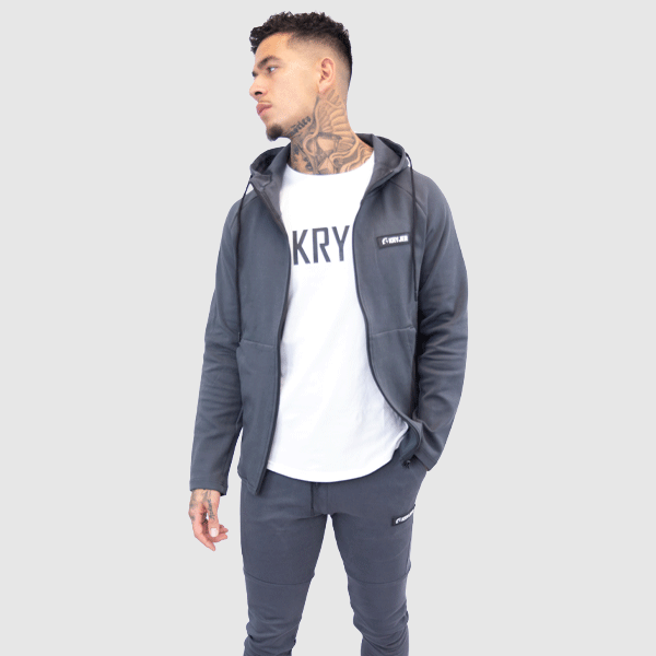 Signature Tracksuit Grey
