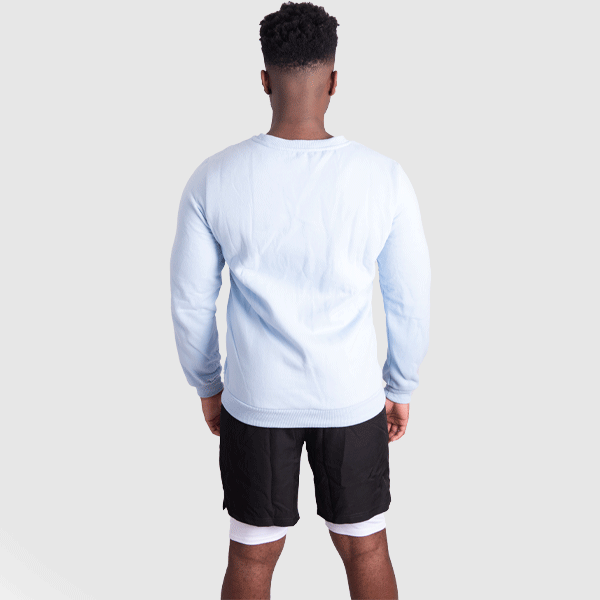 Kryjer Sweatshirt Blue