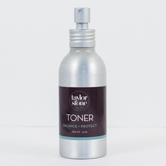 Men's Toner Close Up