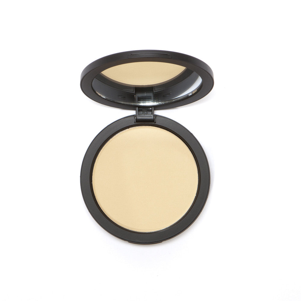 Pressed Powder - medium-tan