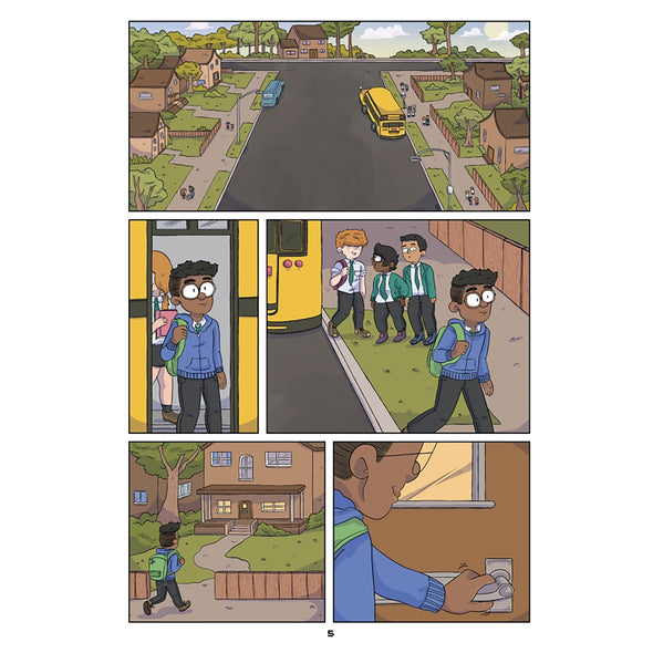 View 2 of Minecraft Graphic Novel, Volume 1 photo.