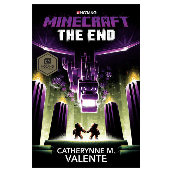 View 1 of Minecraft: The End Novel photo.