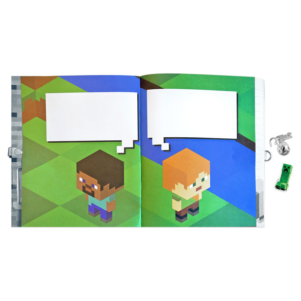 View 3 of Minecraft Diary photo.