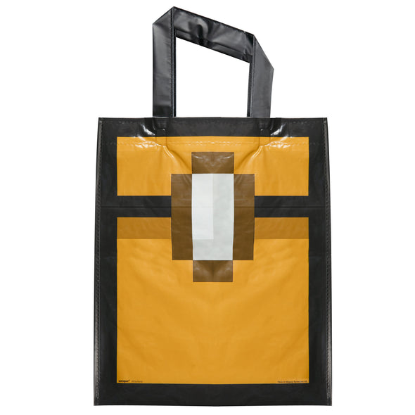 View 2 of Minecraft Chest Party Tote Bag photo.