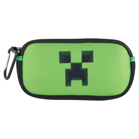 View 3 of Minecraft Creeper Sunglasses and Case photo.