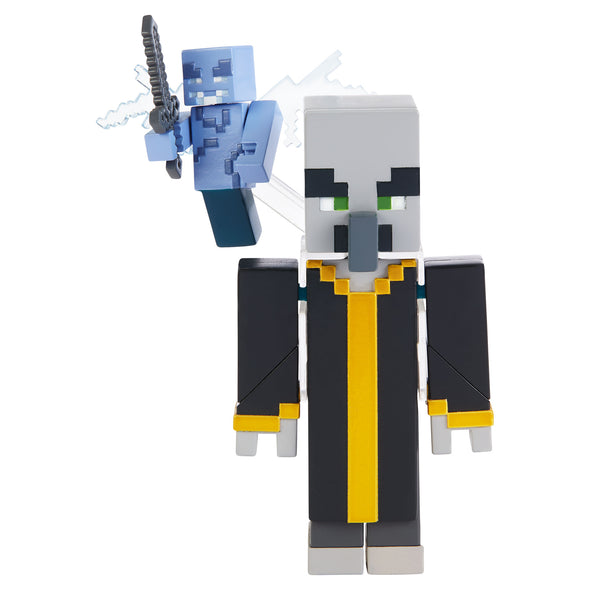View 2 of Minecraft Evoker Comic Maker Action Figure photo.
