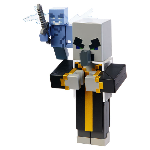 View 3 of Minecraft Evoker Comic Maker Action Figure photo.