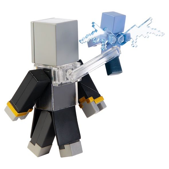View 4 of Minecraft Evoker Comic Maker Action Figure photo.