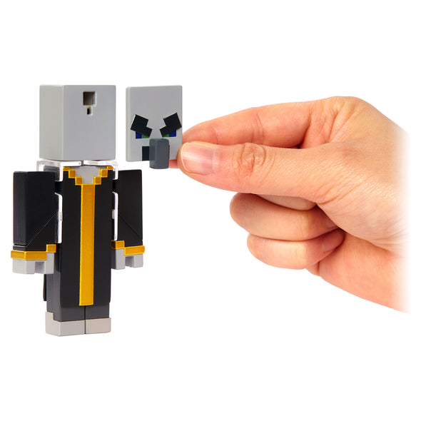View 6 of Minecraft Evoker Comic Maker Action Figure photo.