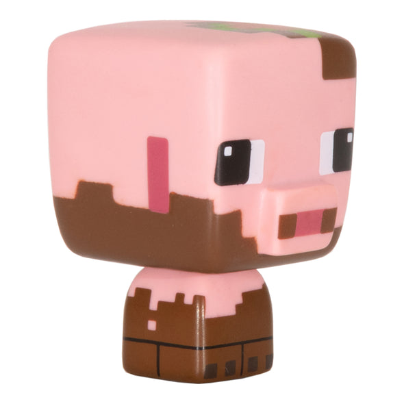 View 2 of Minecraft Earth NYTF Muddy Pig Mobbin photo.