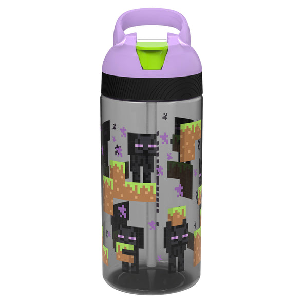 View 1 of Minecraft Enderman Tritan Pacific Bottle photo.