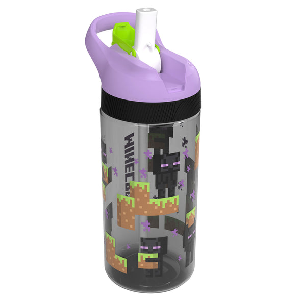 View 2 of Minecraft Enderman Tritan Pacific Bottle photo.