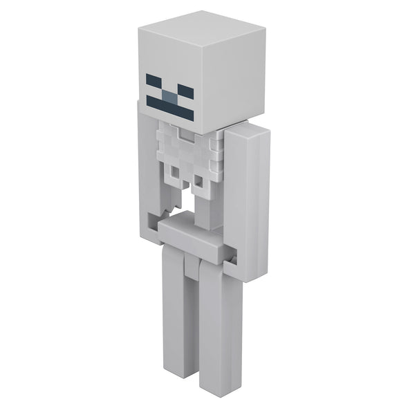 View 3 of Minecraft Skeleton Large Scale Action Figure photo.