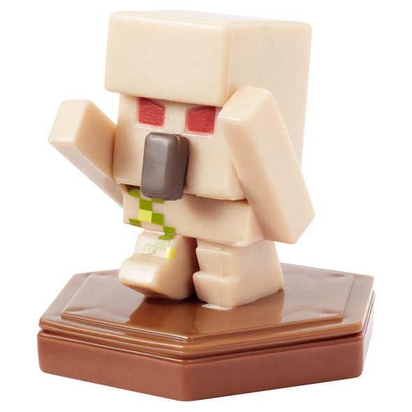 View 2 of Minecraft Earth Enraged Golem Boost Mini Figure photo.