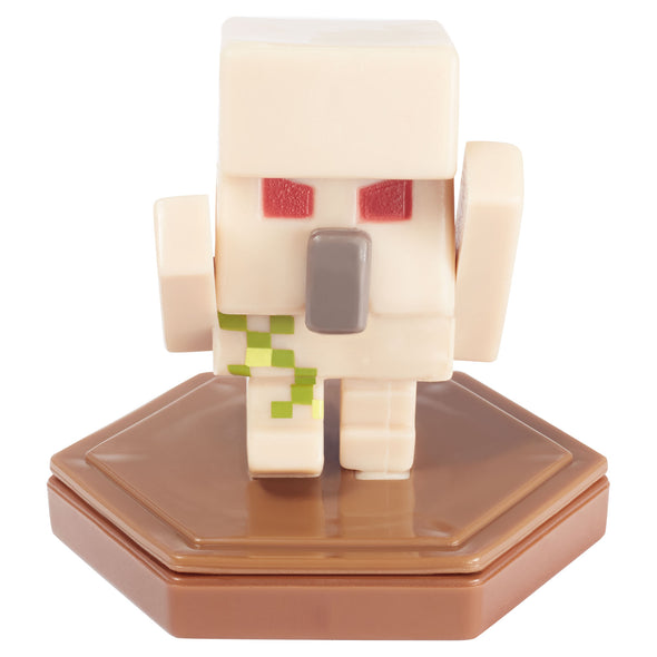 View 3 of Minecraft Earth Enraged Golem Boost Mini Figure photo.