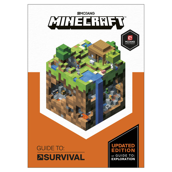 View 1 of Minecraft: Guide to Survival Book photo.