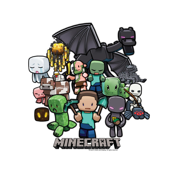 View 2 of Minecraft Party Premium Tee photo.