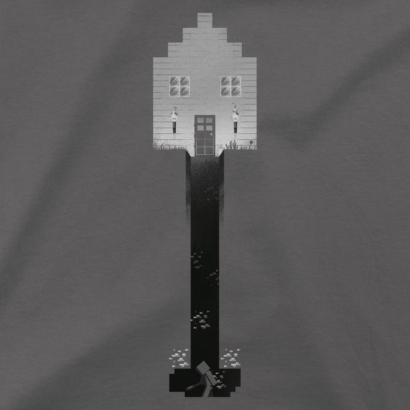 View 2 of Minecraft Shovel Women's Tee photo.