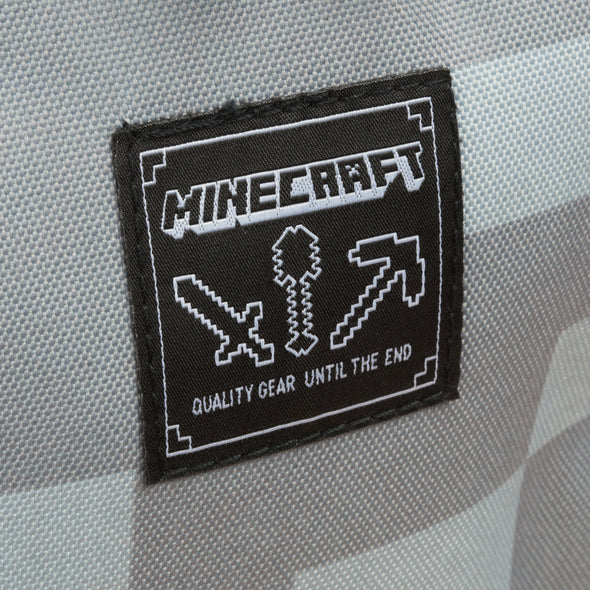 View 3 of Minecraft Miner Mini Backpack photo.