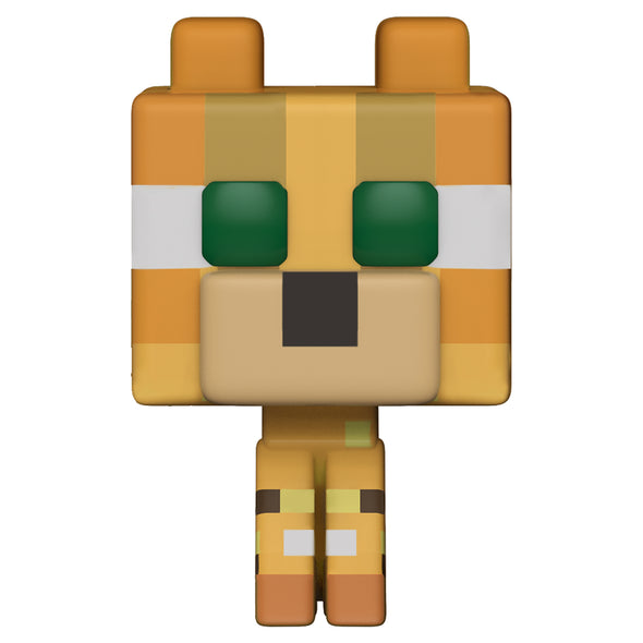 View 1 of Minecraft Ocelot Pop! Vinyl Figure photo.