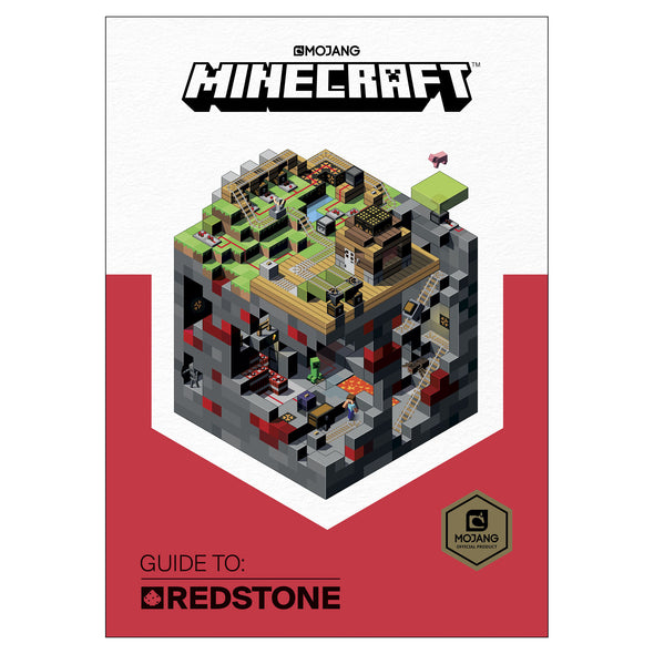 View 1 of Minecraft: Guide to Redstone Book photo.