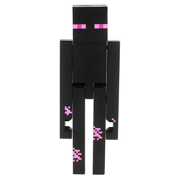 View 3 of Minecraft Enderman Large Scale Action Figure photo.
