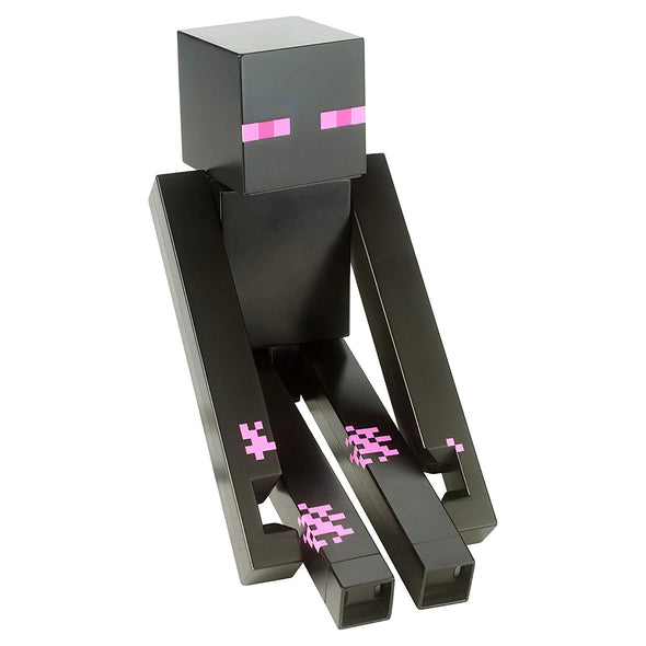View 5 of Minecraft Enderman Large Scale Action Figure photo.