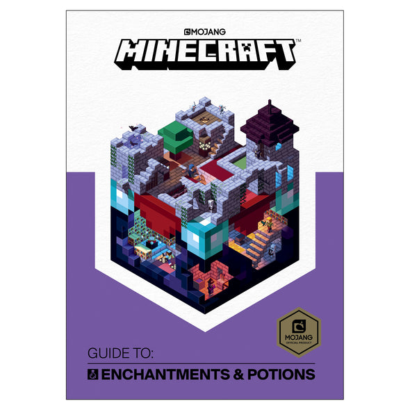 View 1 of Minecraft: Guide to Enchantments & Potions Book photo.