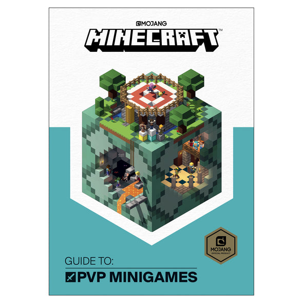 View 1 of Minecraft: Guide to PvP Minigames Book photo.
