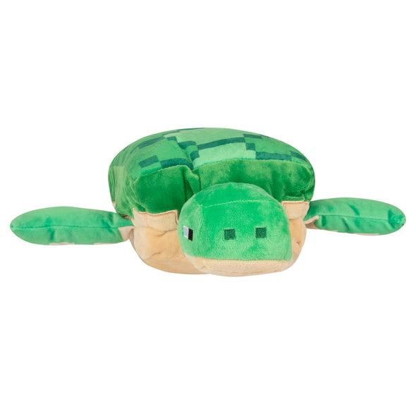 View 2 of Minecraft Adventure Sea Turtle Plush photo.