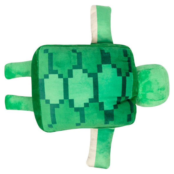 View 4 of Minecraft Adventure Sea Turtle Plush photo.