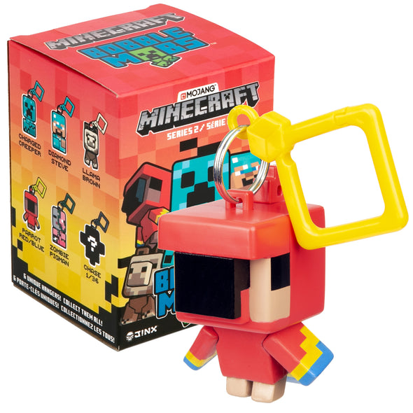 View 1 of Minecraft Bobble Mobs Blind Packs Series 2 (Each) photo.