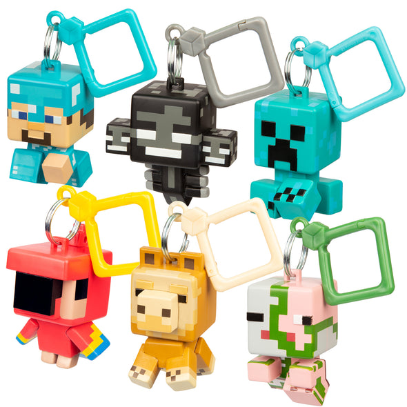 View 2 of Minecraft Bobble Mobs Blind Packs Series 2 (Each) photo.